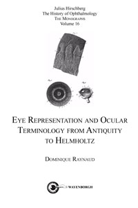 Eye Representation and Ocular Terminology from Antiquity to Helmholtz